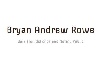 Stouffville notary public Bryan Andrew Row