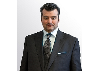 Gatineau business lawyer Bryan Robinson