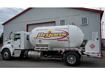 Orangeville hvac service Bryan's Fuel
