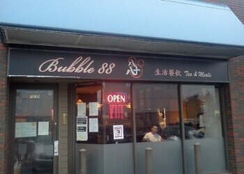 Surrey chinese restaurant Bubble 88