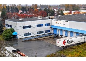 Delta flooring company Buckwold Western Ltd.