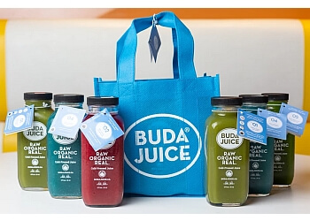 Aurora juice bar Buda Juice