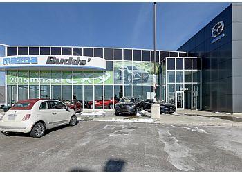 Oakville car dealership Budds' Mazda