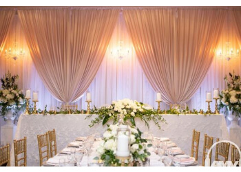 Kingston event rental company Budget Backdrops and Decor