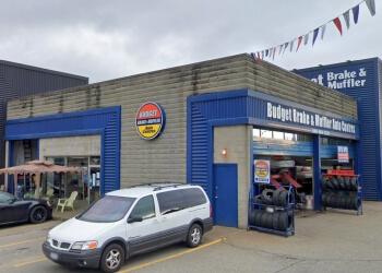 Coquitlam car repair shop Budget Brake & Muffler Auto Centres