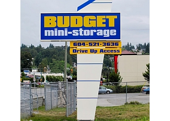 Coquitlam storage unit Budget Mini Storage