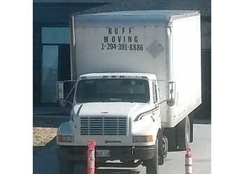 Winnipeg moving company Buff Moving
