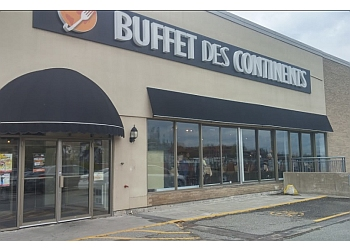 Sherbrooke seafood restaurant Buffet Des Continents