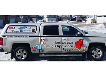 Regina Appliance Repair Services Bug's Appliance Repair