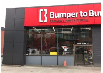 North Vancouver auto parts store Bumper to Bumper
