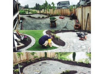 North Vancouver lawn care service Bur-Han Garden and Lawn Care