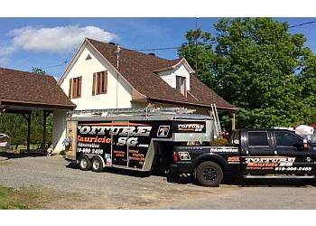 Trois Rivieres roofing contractor Bureau à Trois-Rivières
