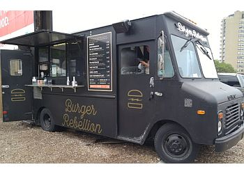 Sarnia food truck Burger Rebellion