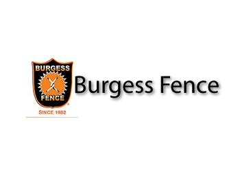 Burlington fencing contractor Burgess Fence