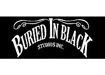 Medicine Hat tattoo shop Buried in Black Studios