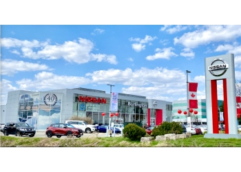 Burlington car dealership Burlington Nissan
