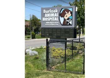 Oakville veterinary clinic Burloak Animal Hospital