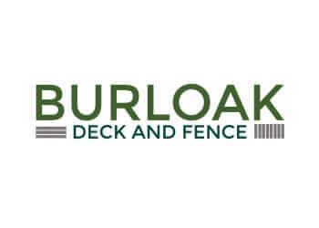 Oakville fencing contractor Burloak deck and fence