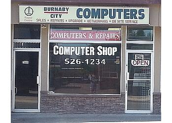 Burnaby City Computers
