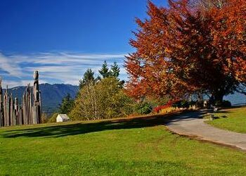 Burnaby Mountain Conservation Park