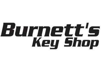 Saskatoon locksmith Burnett's Key Shop Ltd.
