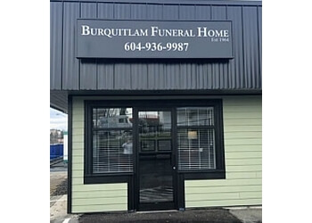 Coquitlam funeral home Burquitlam Funeral Home