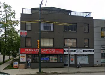 Burrard Laptops