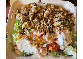 Hamilton mexican restaurant Burrito Boyz