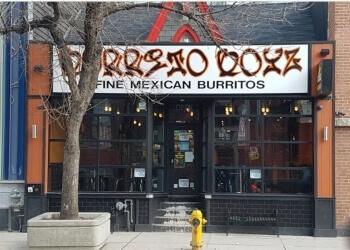 Toronto mexican restaurant Burrito Boyz