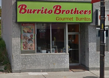 Brantford mexican restaurant Burrito Brothers