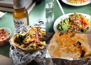Winnipeg mexican restaurant Burrito Del Rio