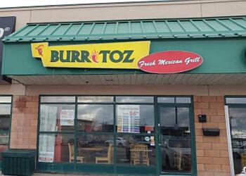 Burlington mexican restaurant Burrito Fresh Mexican Grill