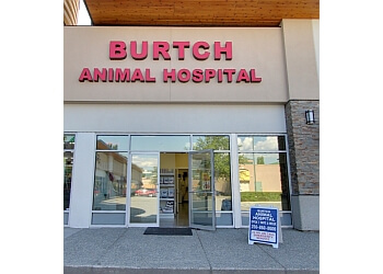 Kelowna veterinary clinic Burtch Animal Hospital