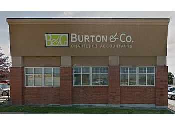 Lethbridge accounting firm Burton & Co.