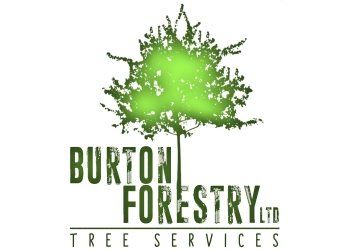Airdrie tree service Burton Forestry Ltd