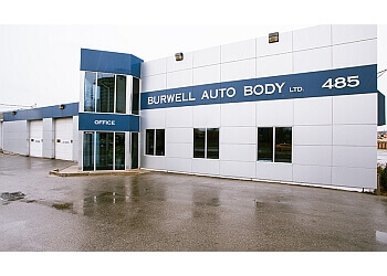 London auto body shop Burwell Auto Body Ltd.