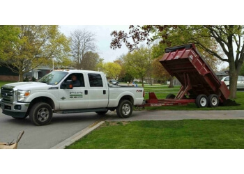 Milton lawn care service Busch Green Lawn Care