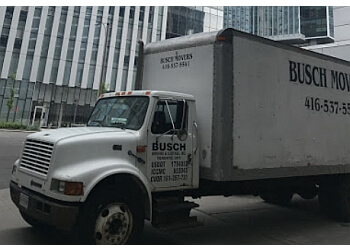 Markham moving company Busch Movers & Cartage