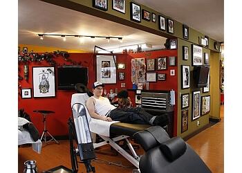 Calgary tattoo shop Bushido Tattoo