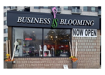 Milton florist Business Is Blooming