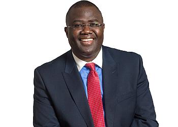 Guelph real estate lawyer Busuyi Aroso