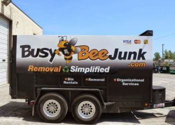 Niagara Falls junk removal Busy Bee Junk Removal