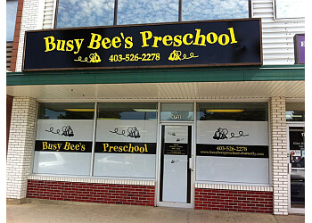 Medicine Hat preschool Busy Bee's Preschool