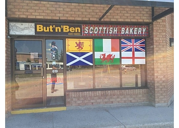 Pickering bakery BUT 'N' BEN SCOTTISH BAKERY