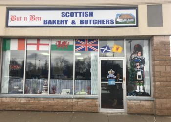 Whitby bakery But n Ben Scottish Bakery