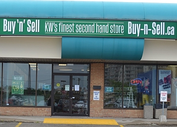 Kitchener pawn shop Buy 'n' Sell