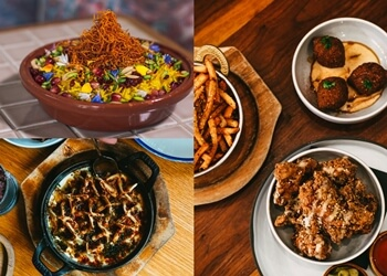 Toronto mediterranean restaurant Byblos