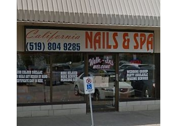 Waterloo nail salon CALIFORNIA NAILS & SPA