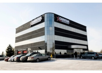 Hamilton auto body shop CARSTAR