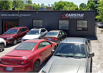 Newmarket auto body shop CARSTAR
